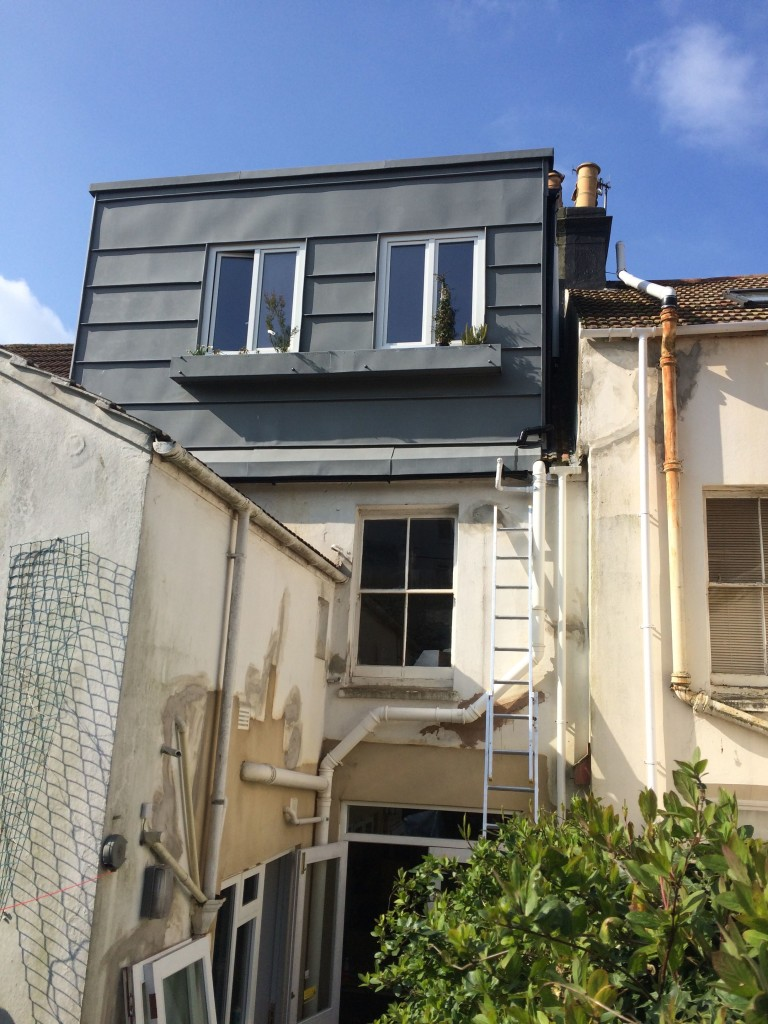 Renovation Of A Typical Brighton Terraced Victorian Home
