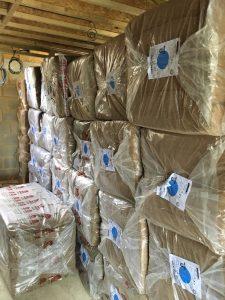 Jute Fibre insulation